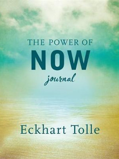 Power Of Now Journal Eckhart Tolle