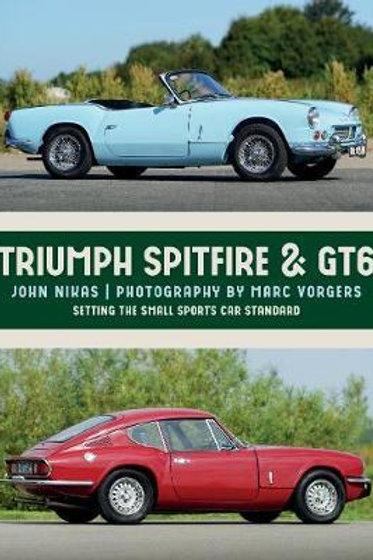Triumph Spitfire John Nikas