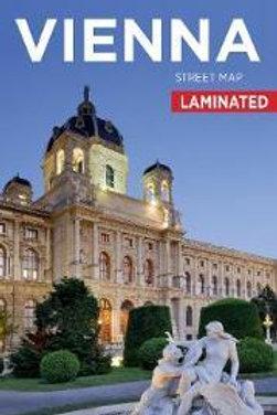 Vienna- Michelin City Map Laminated 9216  ,