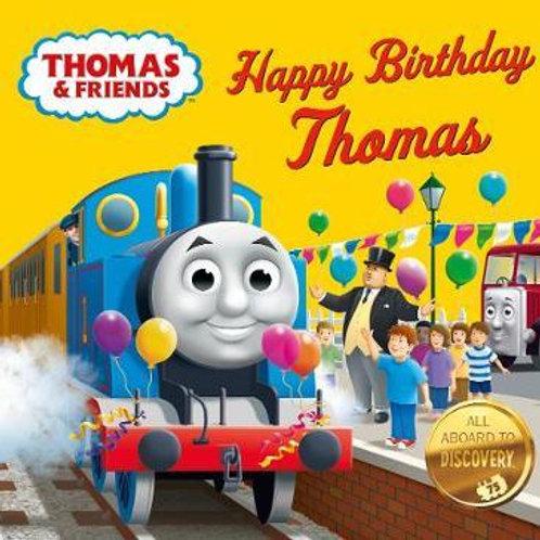Thomas & Friends: Happy Birthday, Thomas! Rev W Awdry