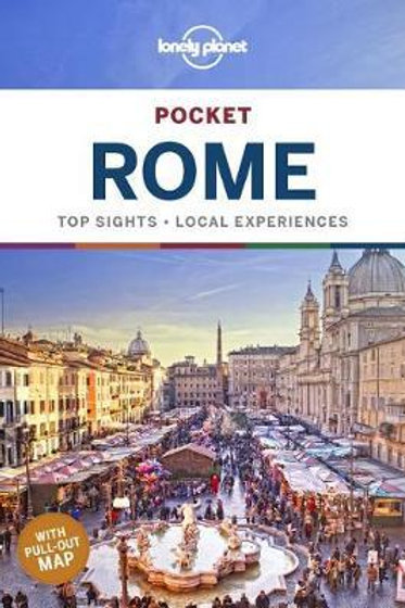 Lonely Planet Pocket Rome Planet Lonely