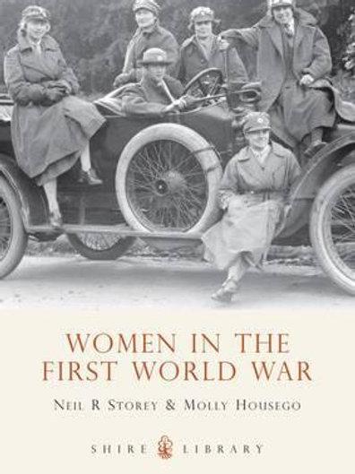 SLI:575 Women in First World War Neil R Storey