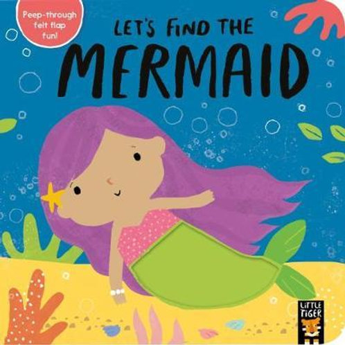 Let's Find the Mermaid Alex Willmore