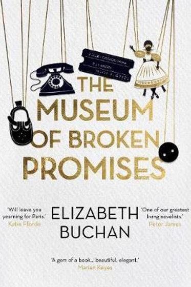 Museum Of Broken Promises Elizabeth Buchan