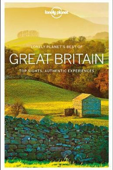 Lonely Planet Best Of Great Britain  ,