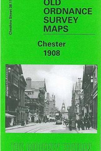 Chester 1908: Cheshire Sheet 38.11b Derrick Pratt