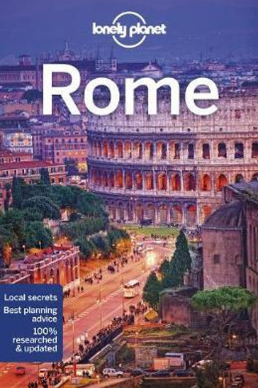 Lonely Planet Rome Planet Lonely