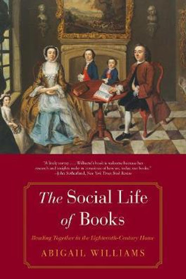Social Life Of Books Abigail Williams