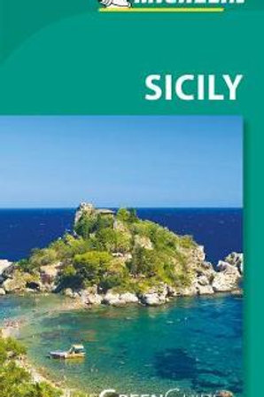 Sicily - Michelin Green Guide: The Green Guide  N\A
