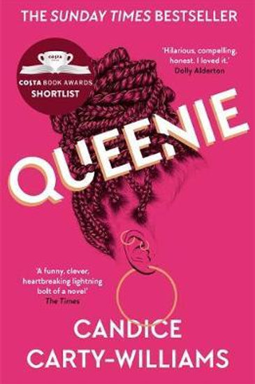 Queenie: Shortlisted for the Costa First Novel Award Candice Carty-Williams