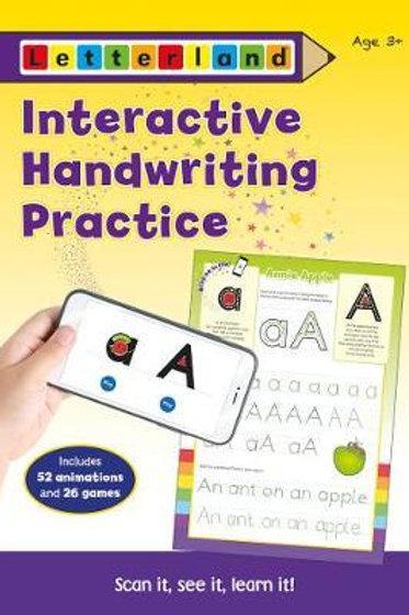 Interactive Handwriting Practice Lisa Holt