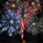 4th-July-US-Flag-And-Fireworks-Wallpaper