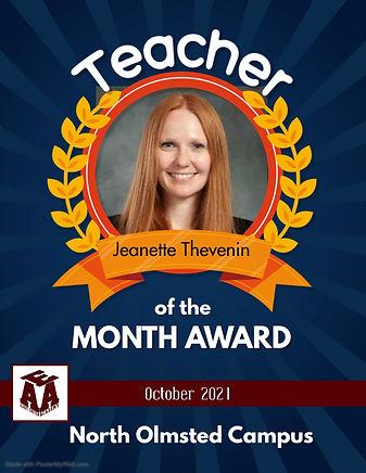 Jeanette Thevenin- October.jpg