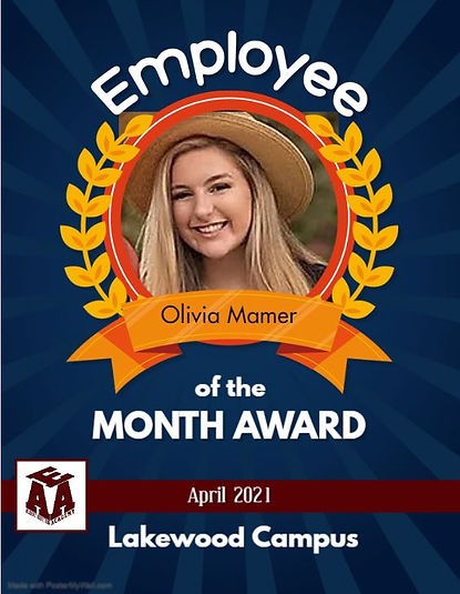 O. Mamer Employee of month.JPG