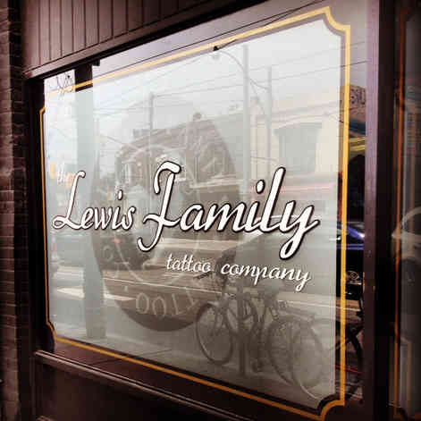 Lewis Family Tattoo Company