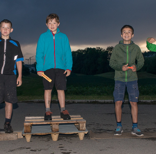 Teilnehmer Kids