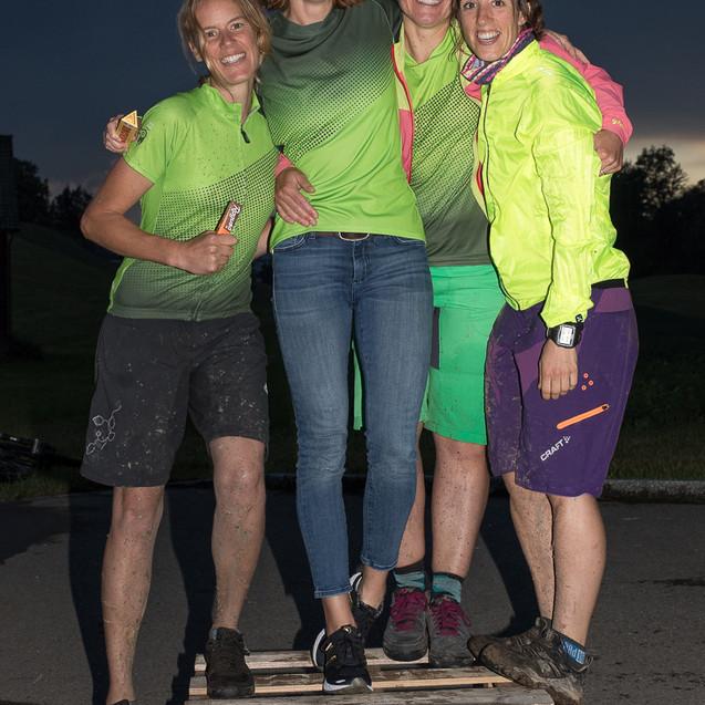 Teilnehmerinnen Frauen
