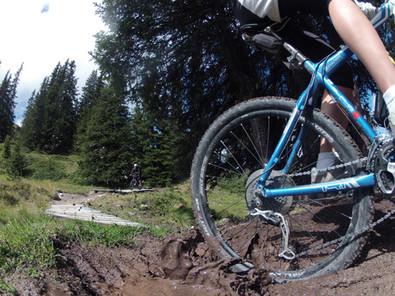 Bikeweekend Laax