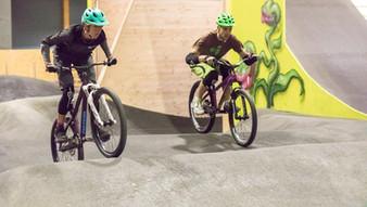 Chlausfeier Indoorbikepark Pfäffikon ZH