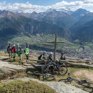 Rückblick Bikeweekend Wallis