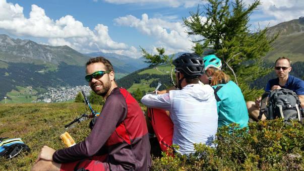 Bikeweekend Davos