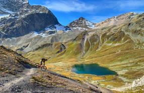 Bikeweekend Engadin