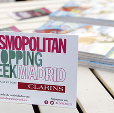 Cosmopolitan Shopping Week