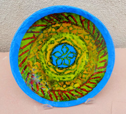 GoldBlue Bowl