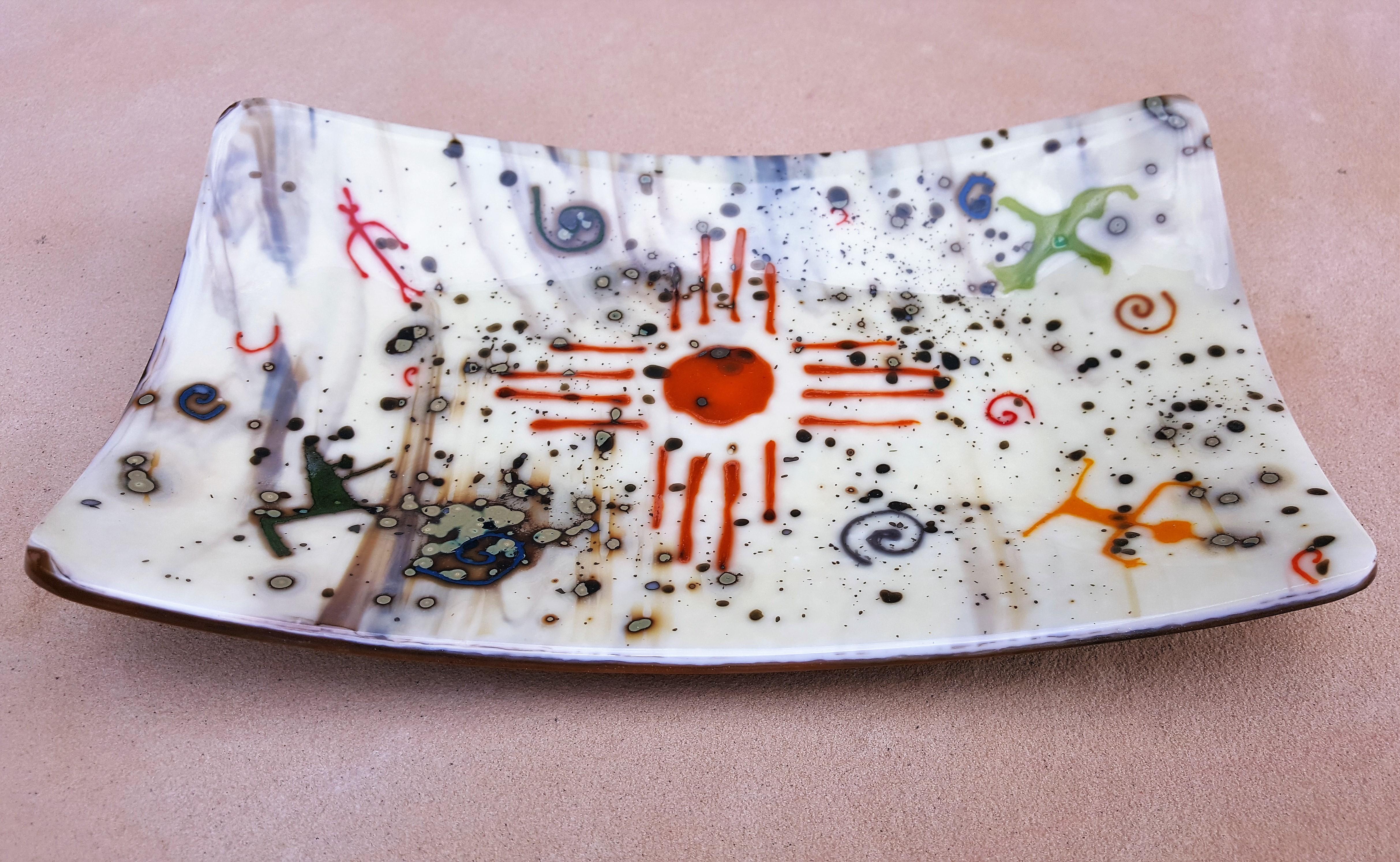 Petroglyph Plate Rec