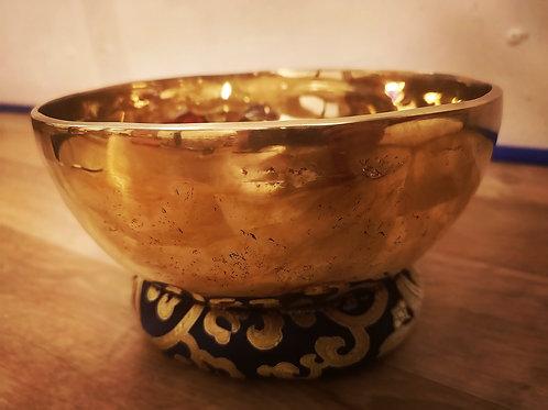 """Bol """"Golden"""" 19 cm"""