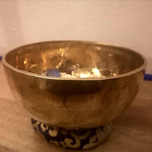 """Bol """"Golden"""" 20 cm"""