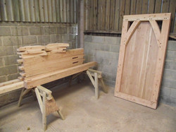 Timber Frame Flatpacked