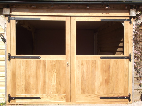 Oak Garage Doors