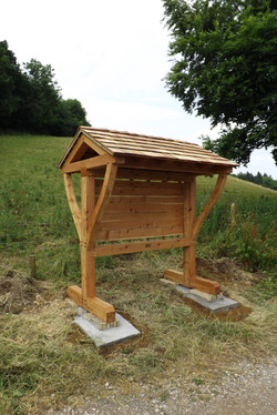 Lych Gate Shelter