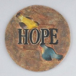 Hope Garden Plaque