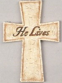 He Lives Cross