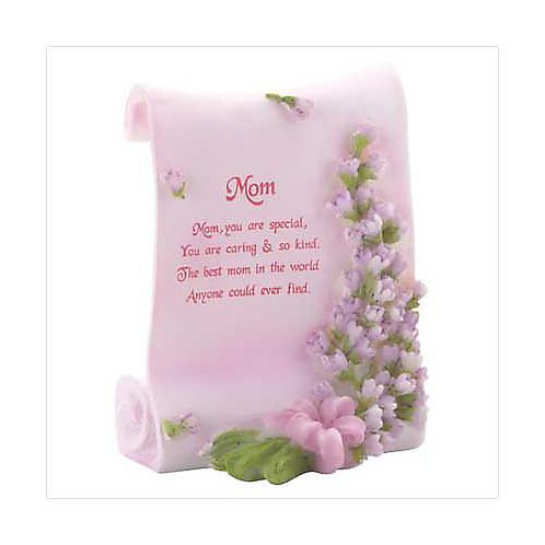 Mom Decoration Plaque