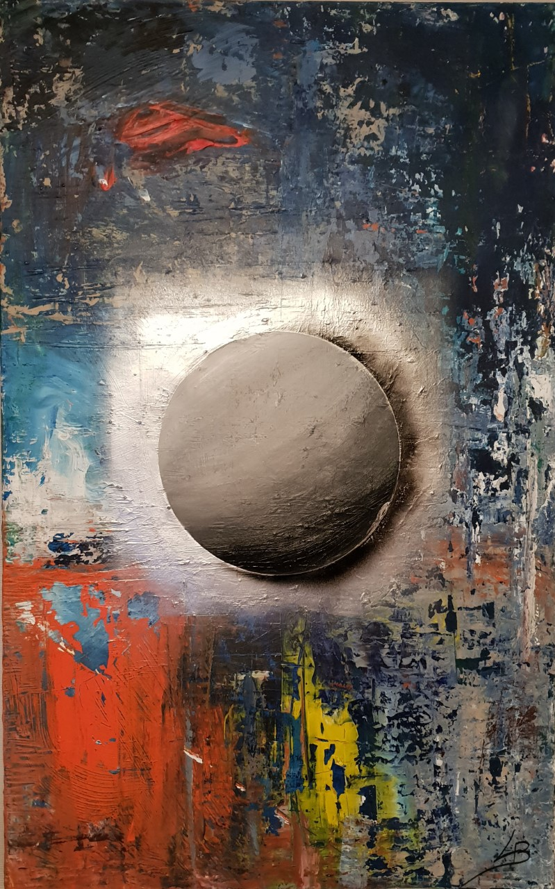 MOON ATTRACTION 116X73