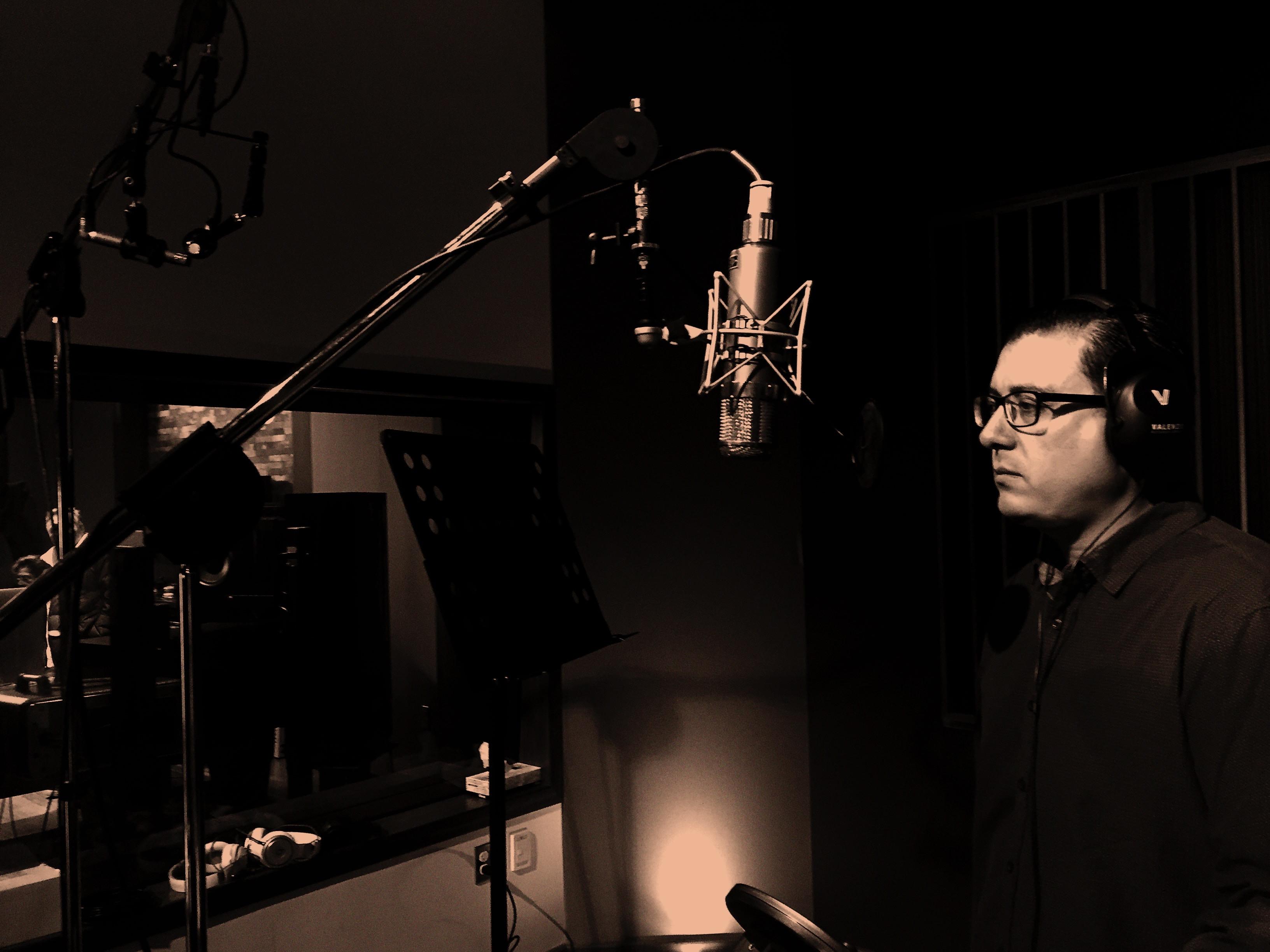 Voice Reel Production
