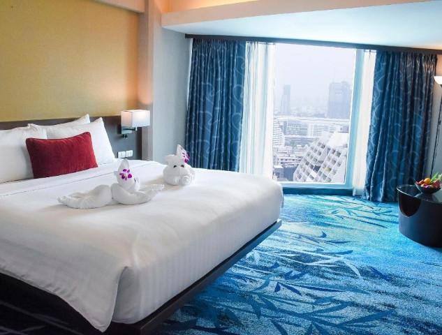 Bangkok 4 Star 760 Room Hotel for Sale P