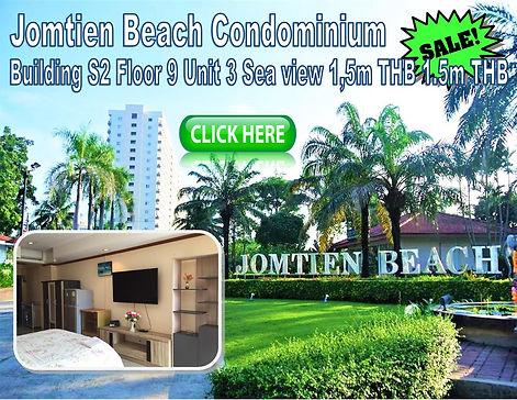 Building S2 Floor 9 Unit 3 Sea view 1,5m