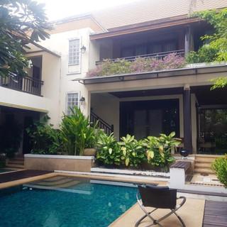 Jomtien 5 Bedrooms Pool Villa Sale  (6).
