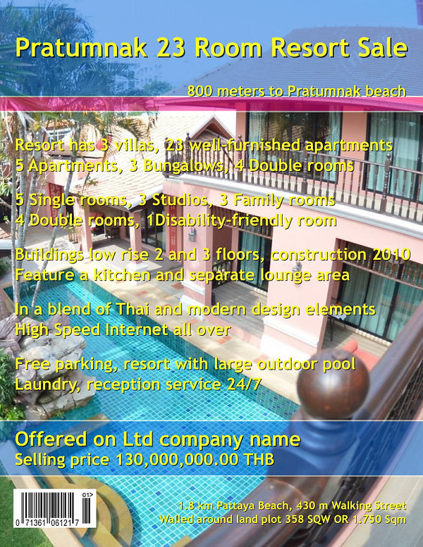 Pratumnak 23 Room Resort Sale (43).jpg