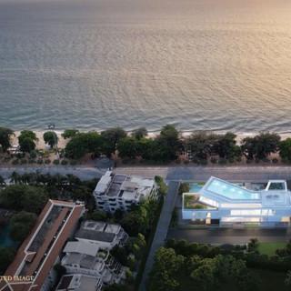 Off Plan Luxurious Beach front Pool Vill