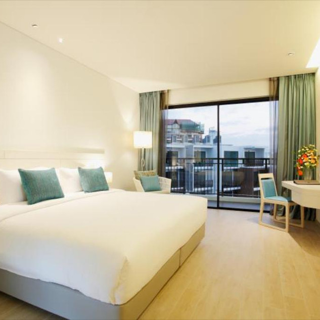 Center Pattaya 51 rooms 4 star hotel (5)