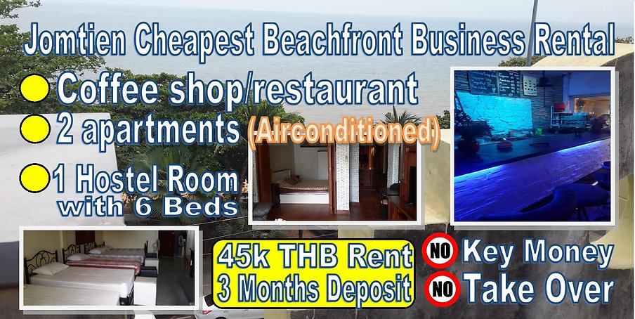 Beach Front business airconditioned New Poster.jpg