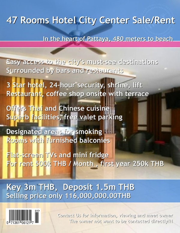 47 Rooms Hotel Sale Rent.jpg
