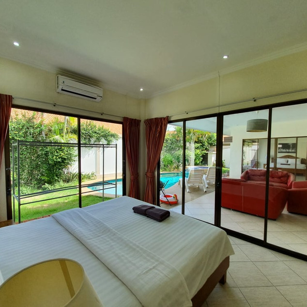 Pratumnak Avoca Garden Pool Villa Resale