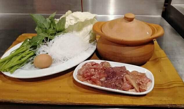 Huay YaiJomtien Area Ranch Style Restaur