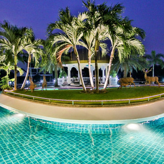 Pool-Villa with Private Boat Mooring Doc